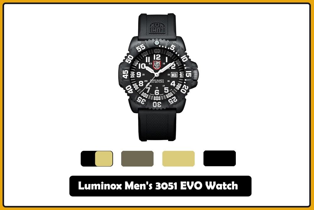 Luminox Men's 3051 EVO Watch