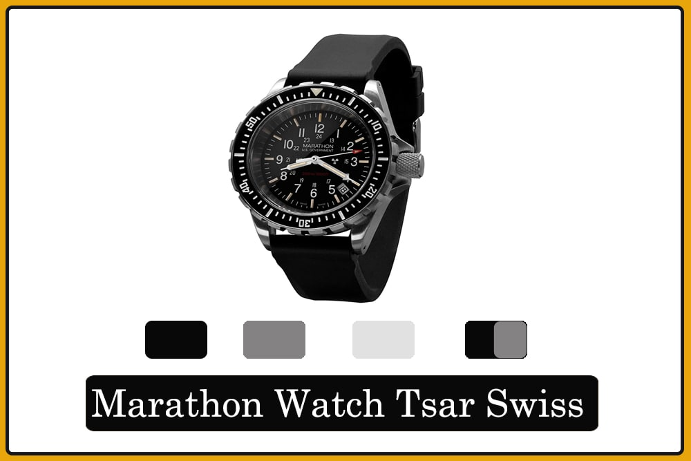 Marathon Watch Tsar Swiss