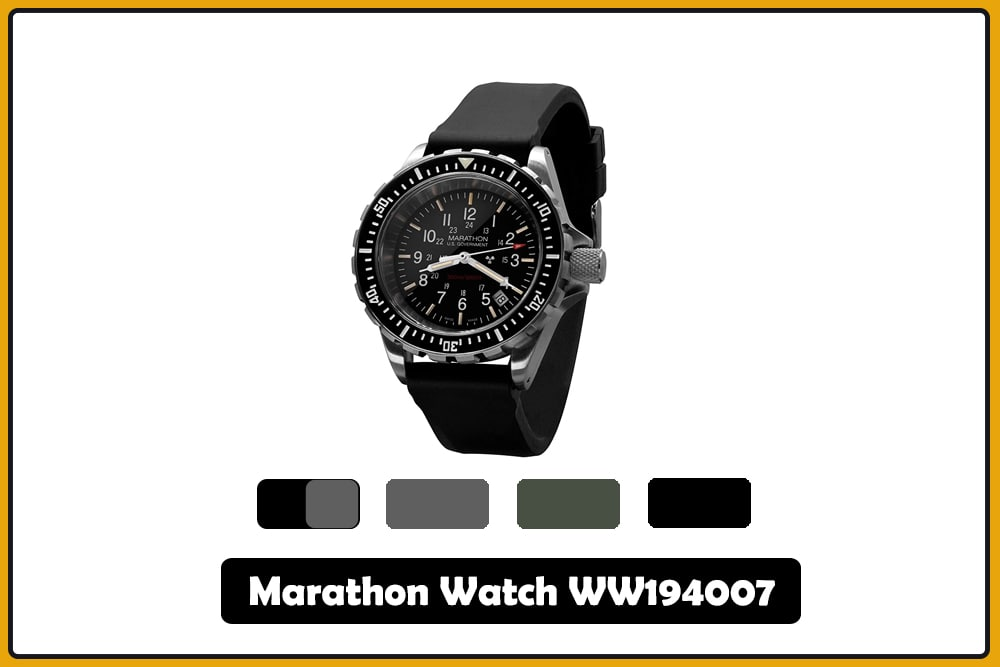 Marathon Watch WW194007