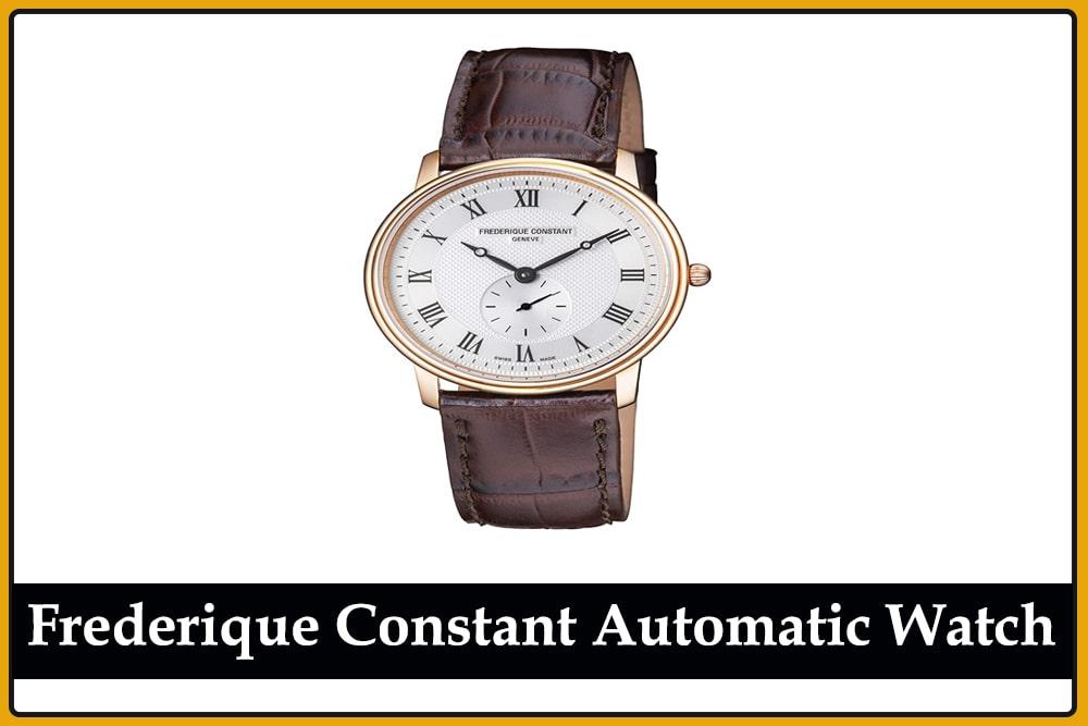 Frederique Constant Automatic Watch