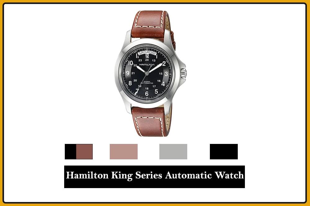 Hamilton King Series Automatic Watch