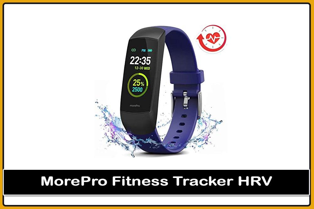 MorePro Fitness Tracker HRV