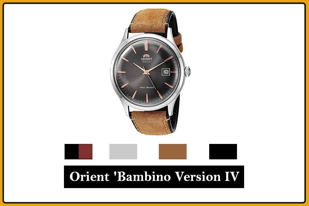 Orient 'Bambino Version IV'