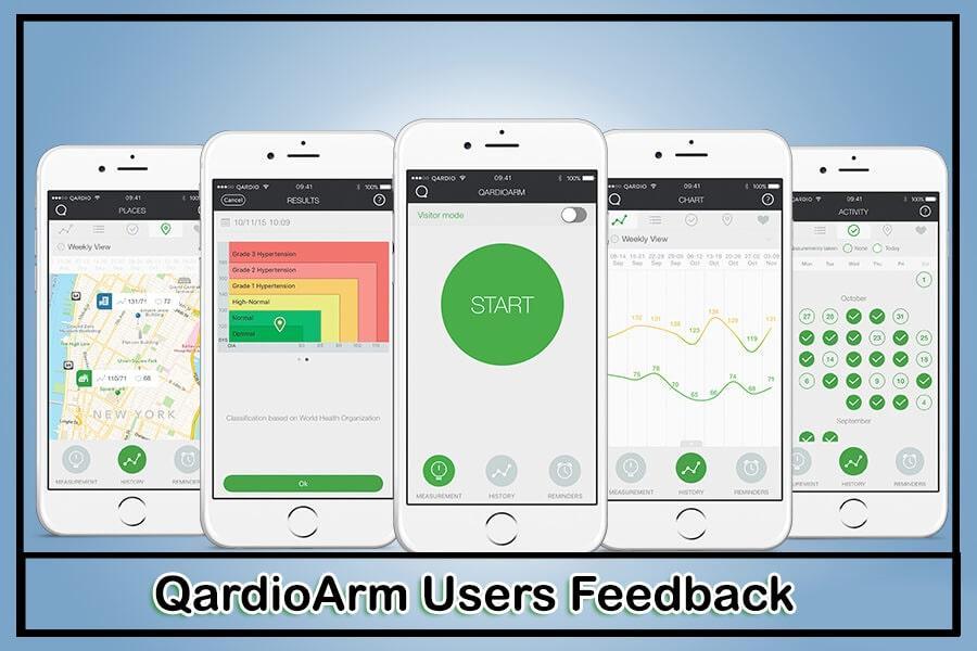 QardioArm Users Feedback