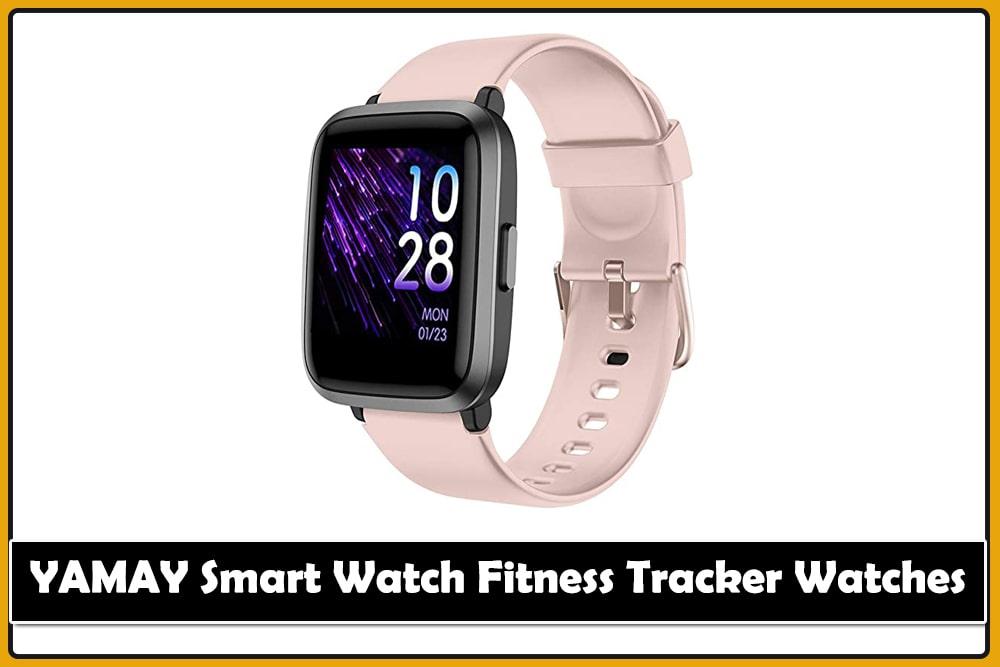YAMAY Smart Watch Fitness Tracker Watches