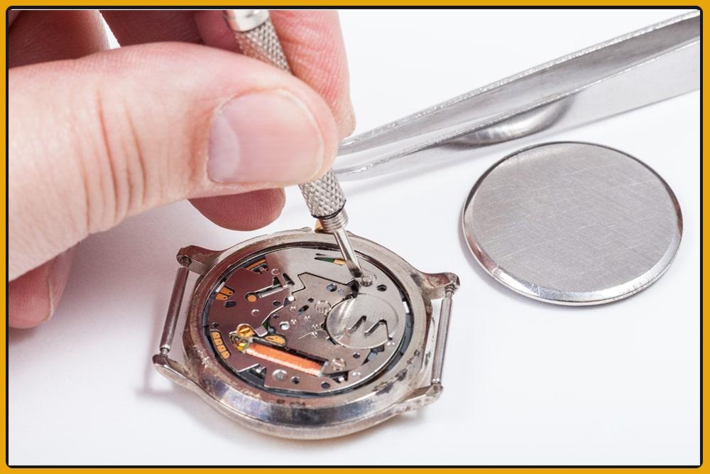 Bulova Watch Battery Replacement