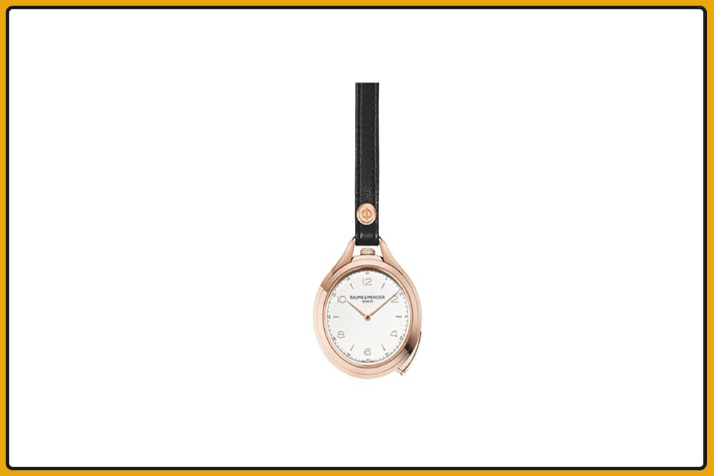 Baume and Mercier Clifton Pocket Watch