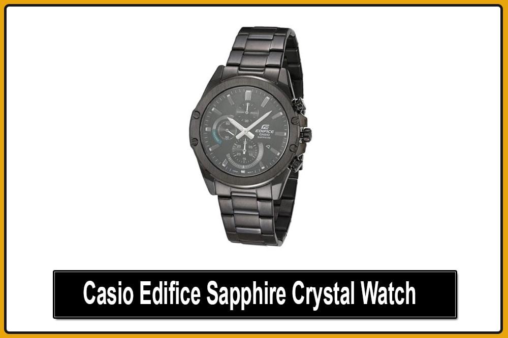 Casio Edifice Sapphire