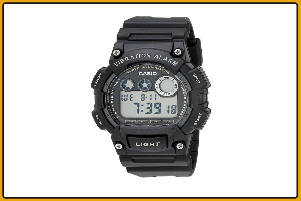 Casio Super Illuminator Watch
