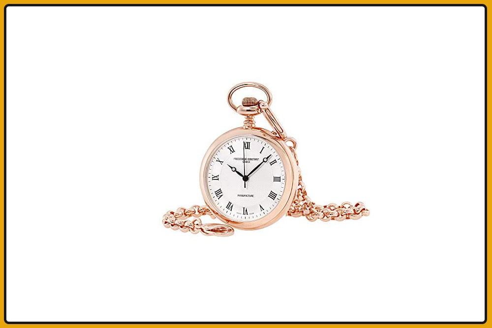Frederique Constant Tradition Pocket Watch
