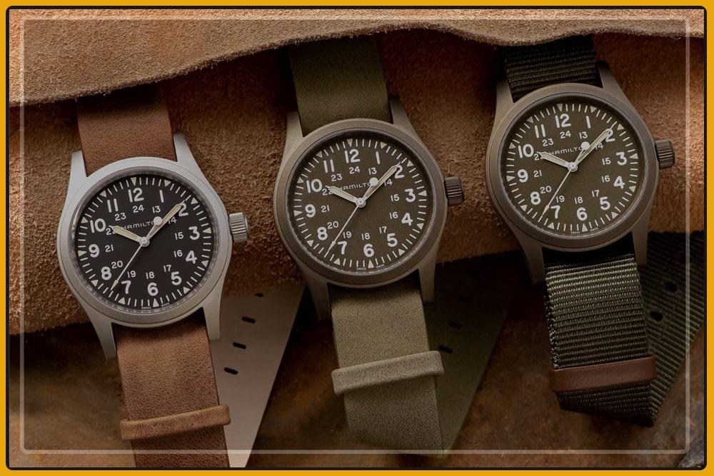 History Hamilton Watches