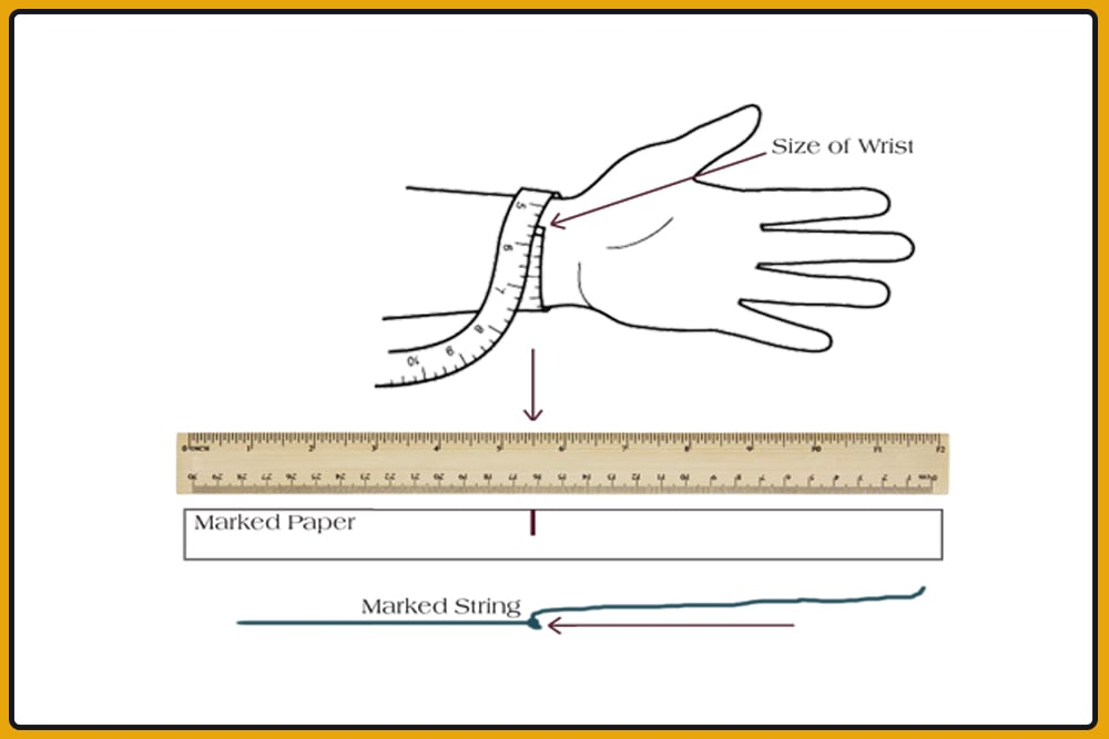 How to Measure Your Wrist Size Properly