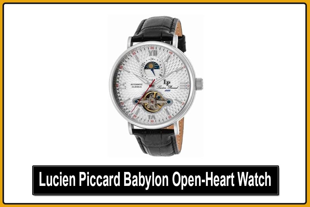 Lucien Piccard Babylon Open-Heart