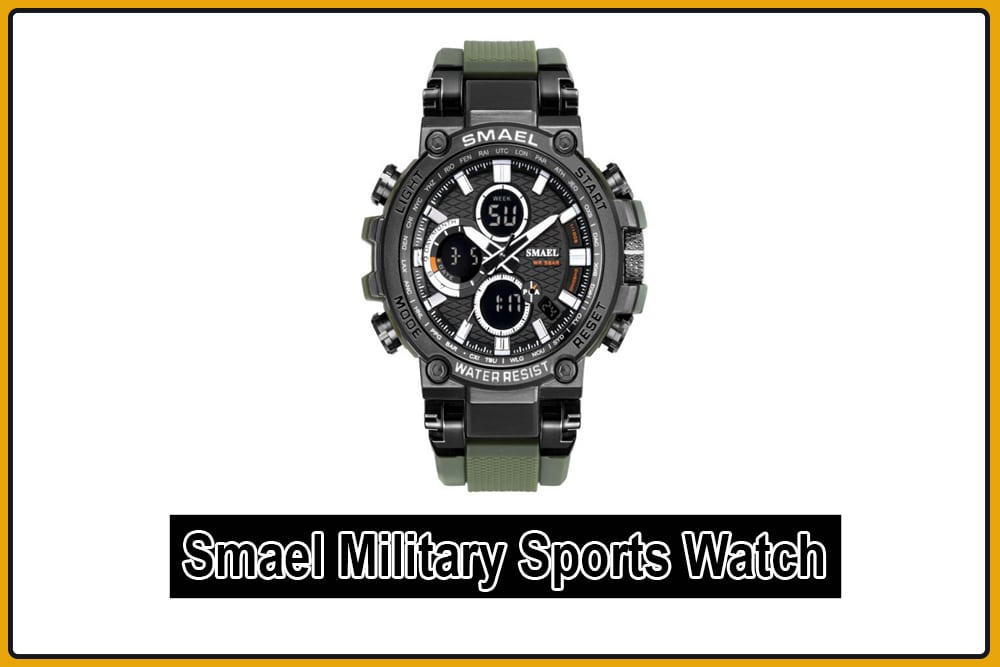 Smael Military Sports Watch
