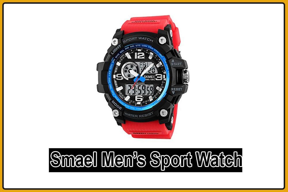Smael men's sport watch
