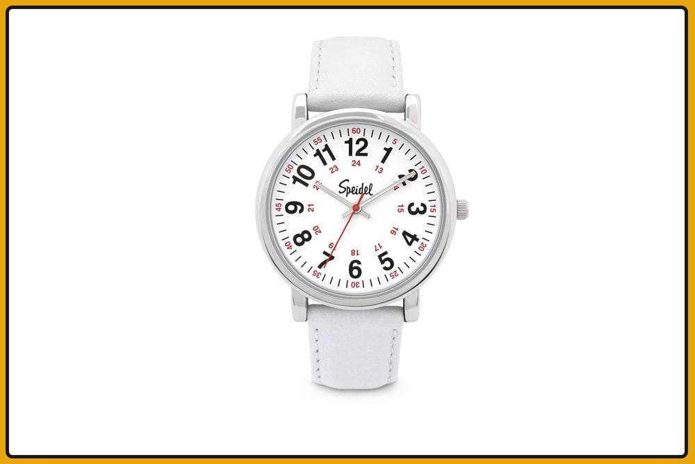 Speidel Medical Scrub Watch