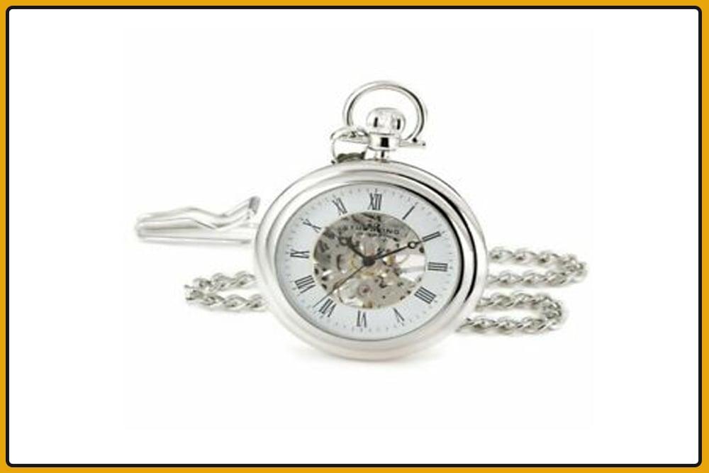 Stuhrling Original Special Reserve Vintage Pocket Watch