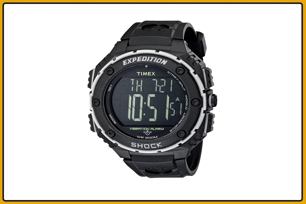 Timex Expedition Shock XL Vibration Alarm