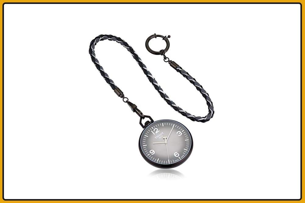 Tissot Lepine Swiss Quartz Unisex Pocket Watch