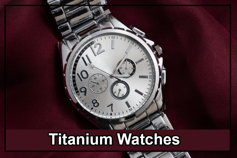 Titanium brand