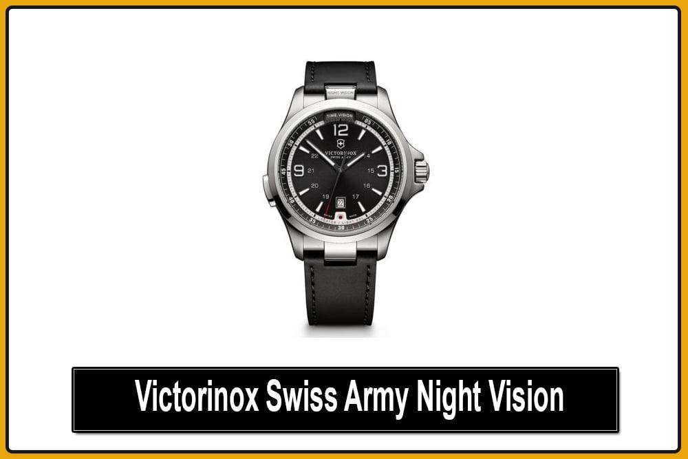 Victorinox Swiss Army Night Vision