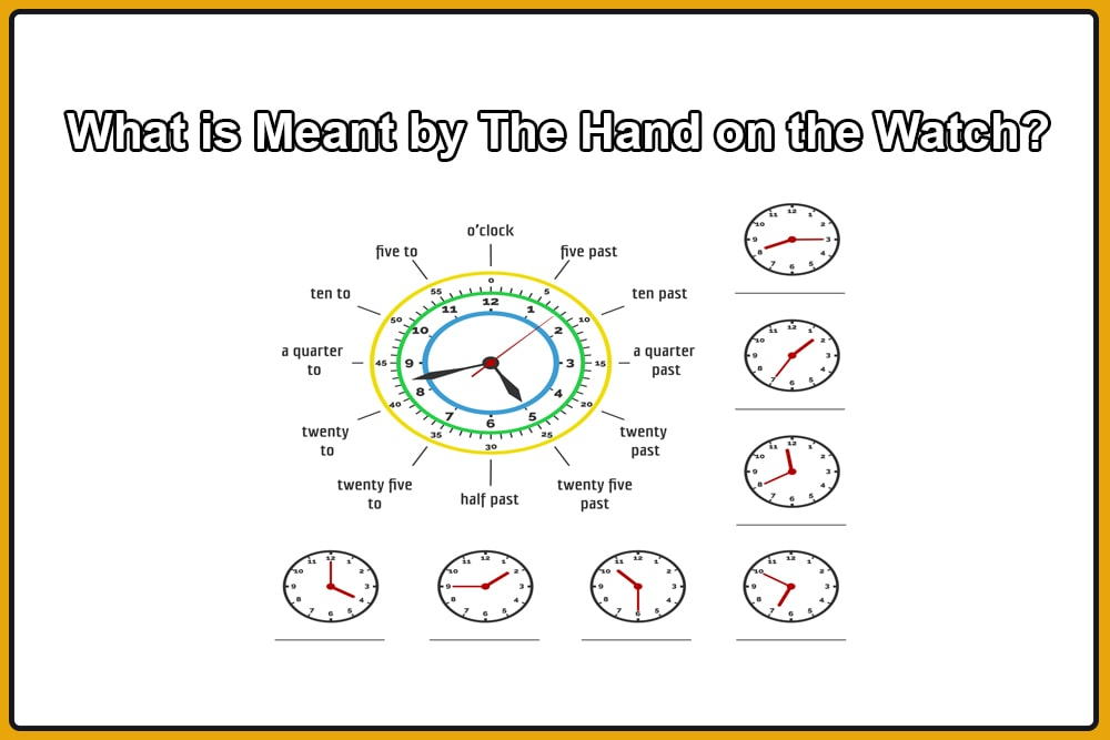What is Meant by The Hand on the Watch