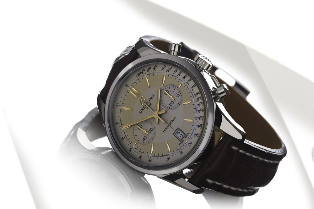 Why do we adore Breitling for five reasons