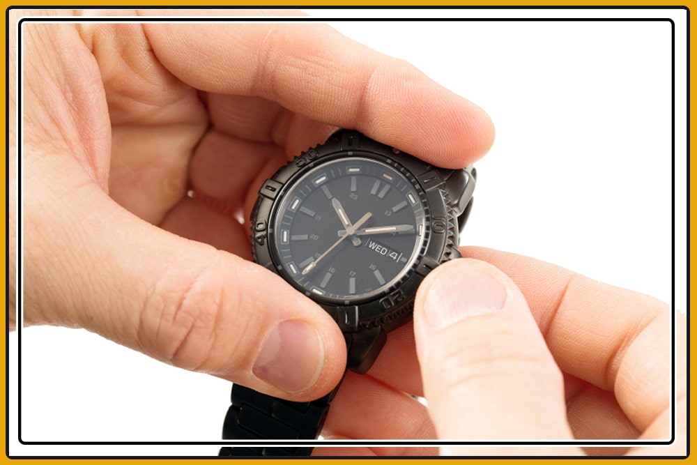 How to Fix a Watch that has Stopped Working